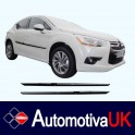 Citroen DS4 Mk1 (2010-) 5Door Side Protection Mouldings