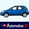 Suzuki SX4 Mk1 Side Protection Mouldings