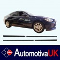 Mazda 6 Mk3 5 Door Side Protection Mouldings