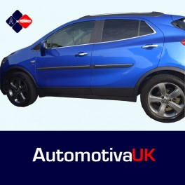 Vauxhall Mokka Door Side Protection Mouldings