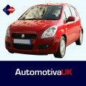Suzuki Splash Side Protection Mouldings