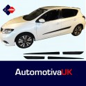 Nissan Pulsar 5 Door Side Protection Mouldings