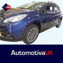 Peugeot 2008 5 door Side Protection Mouldings