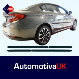 Fiat Tipo Mk2 Side Protection Mouldings
