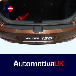 Hyundai i20 Mk2 Rear Bumper Protector