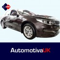 KIA Optima Mk4 Side Protection Mouldings