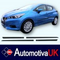 Nissan Micra Mark V 5 Door Side Protection Mouldings