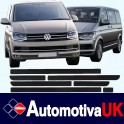 Volkswagen Transporter T6 (SWB) Door Side Protection Mouldings