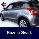 Suzuki Swift 5 Door Side Protection Mouldings
