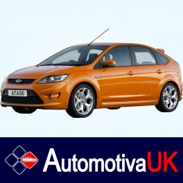 Ford Focus 5D Side Protection Mouldings