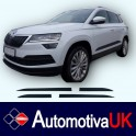 SKODA Karoq 5 Door Side Protection Mouldings