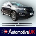 Ford Edge 5D Side Protection Mouldings