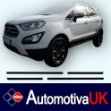 Ford EcoSport 5D Side Protection Mouldings