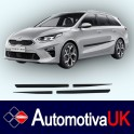 KIA Cee'd Mk3 Estate 5Door Side Protection Mouldings