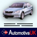 Skoda Octavia 5 Door Side Protection Mouldings