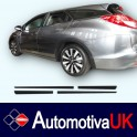 Honda Civic Civic Tourer Mk9 5 Door Side Protection Mouldings