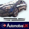 Ford Focus Estate 5D Side Protection Mouldings