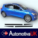 Ford Focus Hatchback 5D Side Protection Mouldings