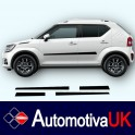 Suzuki Ignis Mk2 5 Door Side Protection Mouldings