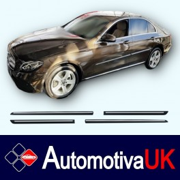 Mercedes E-Class Mk5 5 Door Side Protection Mouldings