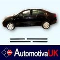 Fiat Toledo 5 Door Side Protection Mouldings