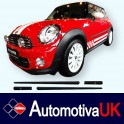 Mini Cooper Side Protection Mouldings