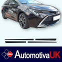 Toyota Corolla Touring Sport Estate Mk12 5 Door Side Protection Mouldings