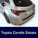 Toyota Corolla Estate Mk12 Hybrid Rear Guard Bumper Protector
