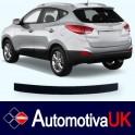 Hyundai Tucson (2015-2017) Hatchback Rear Bumper Protector