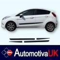 Ford Fiesta 5 Door Side Protection Mouldings