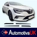 Renault Megane Hatchback 5 door Side Protection Mouldings