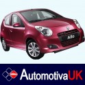 Suzuki Alto 5 Door Side Protection Mouldings