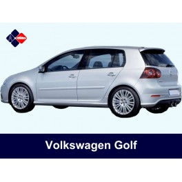 Volkswagen Golf 6 Door Side Protection Mouldings