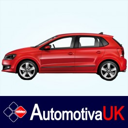 Volkswagen Polo 5 Door Side Protection Mouldings