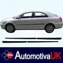 Toyota Avensis Mk2 Side Protection Mouldings