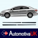 Toyota Avensis Mk3 Side Protection Mouldings