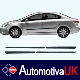 Toyota Avensis Side Protection Mouldings