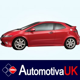 Honda Civic Side Protection Mouldings