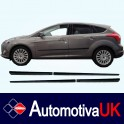 Ford Focus 5 Door Side Protection Mouldings