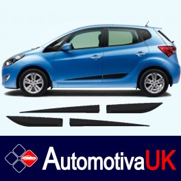 Hyundai ix20 Side Protection Mouldings