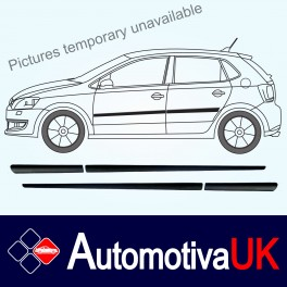 Smart ForFour Side Protection Mouldings