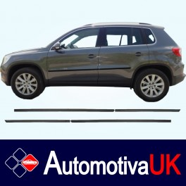 Volkswagen Tiguan Side Protection Mouldings