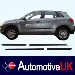 Mitsubishi ASX Side Protection Mouldings