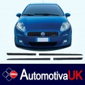 Fiat Grande Punto 3 Door Side Protection Mouldings