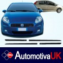 Fiat Grande Punto 5 Door Side Protection Mouldings