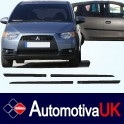 Mitsubishi Colt 5 Door Side Protection Mouldings