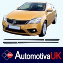 KIA Pro Cee'd 3 Door Side Protection Mouldings