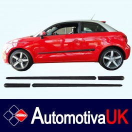 Audi A1 3 Door Side Protection Mouldings