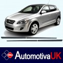 KIA Cee'd 5 Door Side Protection Mouldings