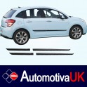 Citroen C3 5 Door Side Protection Mouldings